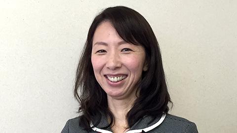 課長代理 西村紀美さん