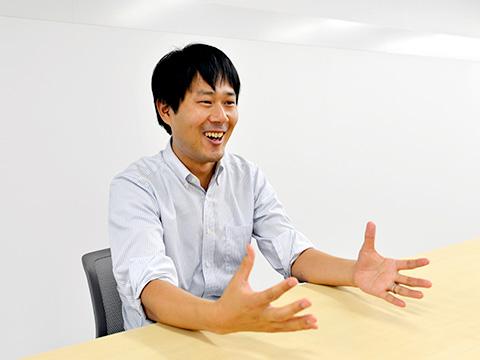 共同代表 本木恵介さん