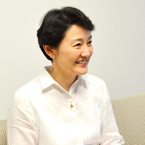 Ms. Takako Suzuki, Vice President and Head of Global IPR & Licensing