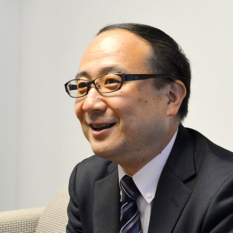 Director of the Intellectual Property Center, Sony Corporation Mr. Tomonori Okuwaki