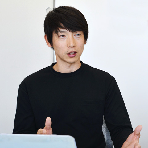 グローバル知的財産部 ヴァイスプレジデント 鈴木 貴子さん