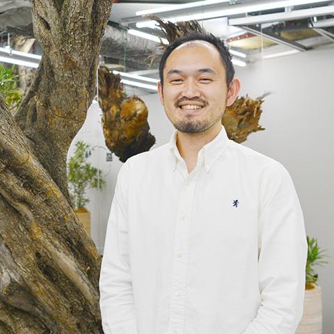 人事部 Employee Successチームコーチ 三橋 新さん